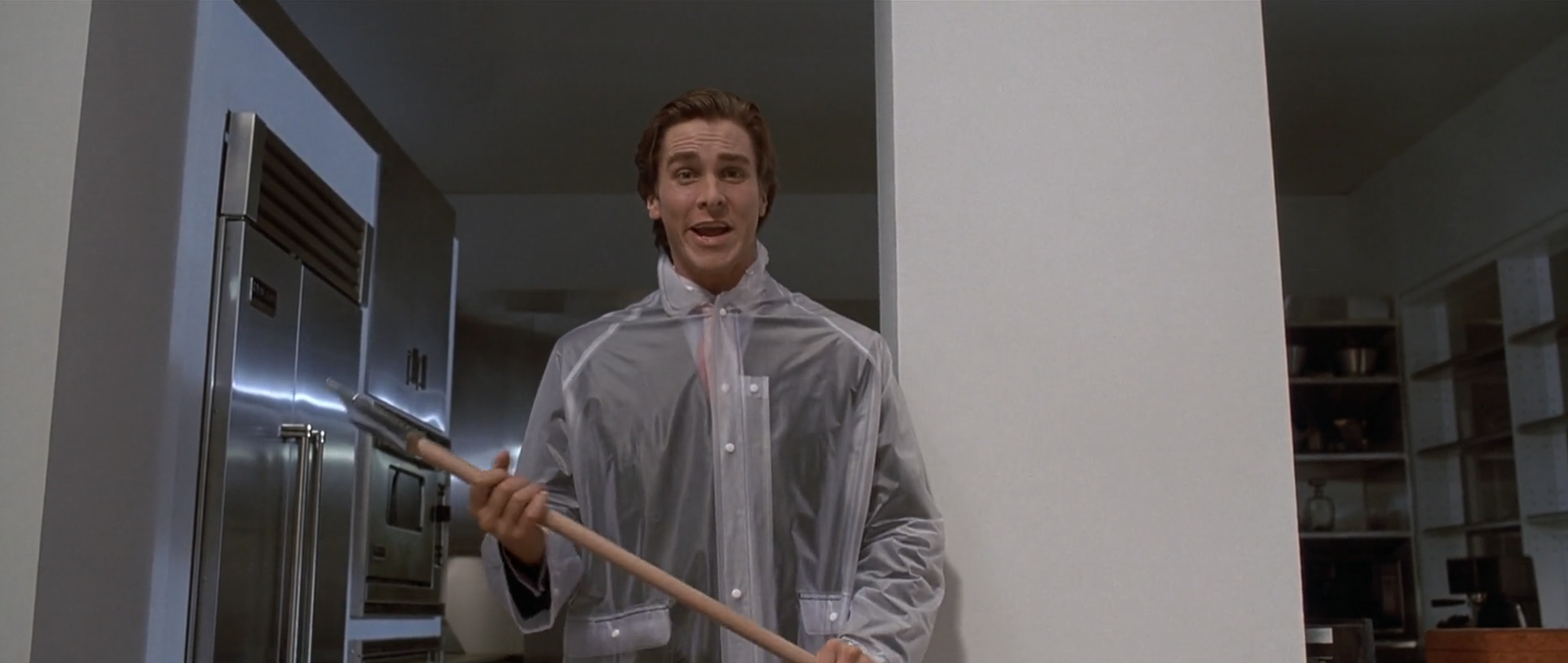 Suit Costume American Psycho