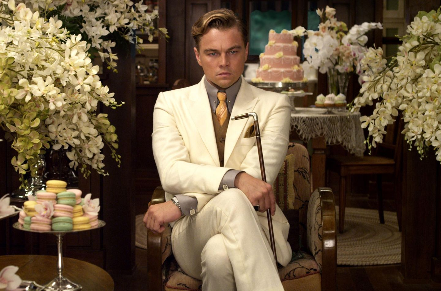 Suit Costume Great Gatsby